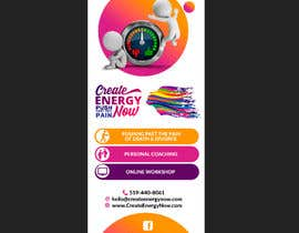 #24 for Create Design for Stand up Banner  33 x 77 inch Print af d3stin