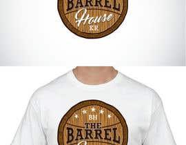 #39 untuk The Barrel House Logo oleh fourtunedesign