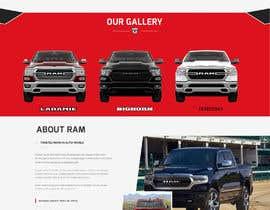 XD12jalandhar tarafından Design Landing Page için no 9