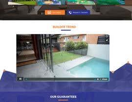#26 for Design Home page for a Website (PSD) - Urgent af Webicules
