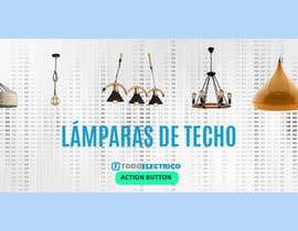 #9 untuk Diseñar un banner para slider imágenes lámparas oleh butterflybubbles