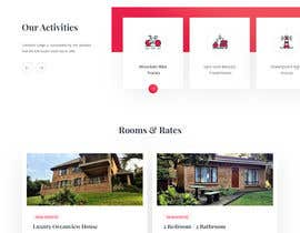 #15 for Design & Build a fresh new responsive website for holiday accommodation. by zaxsol