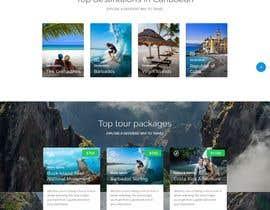 #8 для Design & Build a fresh new responsive website for holiday accommodation. від VisionXTech