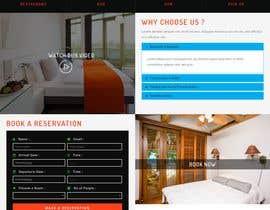 #19 для Design & Build a fresh new responsive website for holiday accommodation. від asmitjoy17