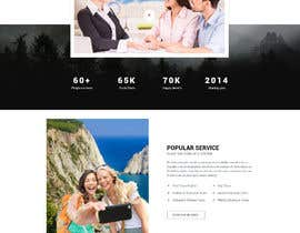 #20 для Design & Build a fresh new responsive website for holiday accommodation. від poujulameen