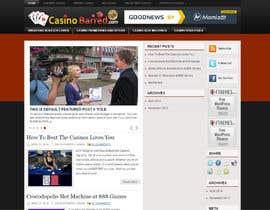 #20 untuk Design a Logo for casinobarred.com oleh qdoer