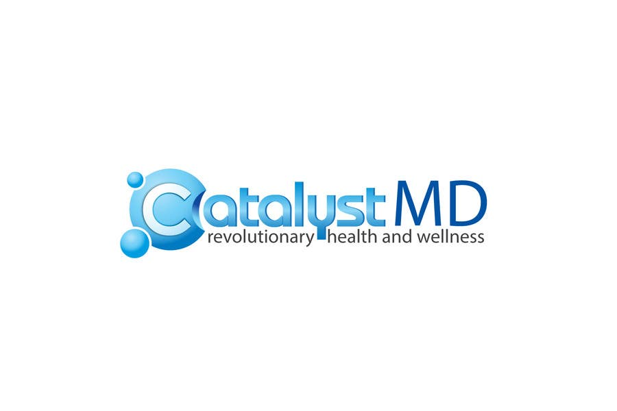 #264 for Logo Design for CatalystMD, Revolutionary Health and Wellness. by Hasanath