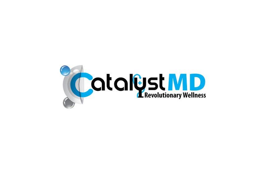 Конкурсная заявка №158 для Logo Design for CatalystMD, Revolutionary Health and Wellness.
