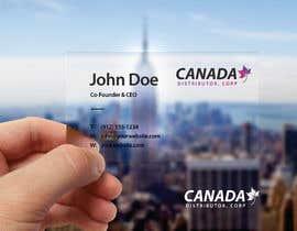 Nro 41 kilpailuun Create Logo - Canada Distributor Corp. käyttäjältä orangethief