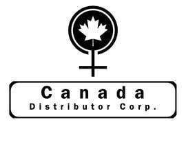 #38 for Create Logo - Canada Distributor Corp. af ThomasLowe
