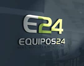 #137 for Diseñar un logotipo for Equipos24.com by chanmack