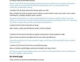 #7 para Copywriting for Software Company Website por aaronlowcy