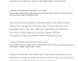 #10 para Copywriting for Software Company Website por Sunnycopywriter