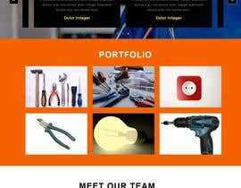 #47 for BUILD A SIMPLE, 5-PAGE WEBSITE FOR ELECTRICAL CONTRACTOR by asmitjoy17