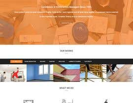 #46 for BUILD A SIMPLE, 5-PAGE WEBSITE FOR ELECTRICAL CONTRACTOR by benardel
