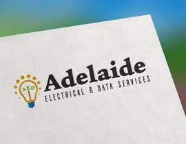 #9 for I am an electrician and I need a logo designed for my electrical business.  The business name is: Adelaide Electrical & Data Services by zwarriorxluvs269