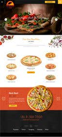 Gambar                             Website template for a restauran...