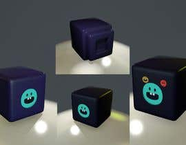 Nro 5 kilpailuun CSS: Create a 3d cube in cartoony style like this image käyttäjältä InsanoOoO