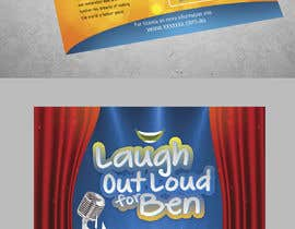 #68 for Fundraiser Flyer - Laugh Out Loud for Ben - or - LOL for Ben by agkuriyodu2016