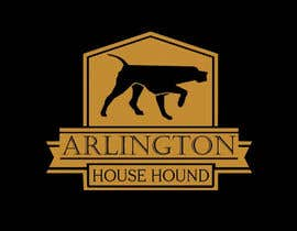 nº 25 pour Logo Design for Arlington House Hound par dunyaatay