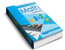 #10 для DESIGN A GRAPHIC FOR A MATH BOOK COVER от kausarkhanbd