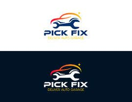 An Elegant Logo For Car Garage Freelancer