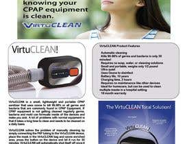 #3 for Design VirtuCLEAN Email Marketing af dianaanca8