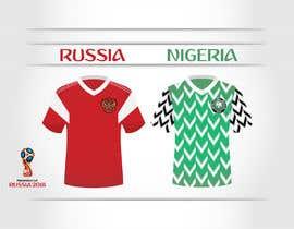 #6 untuk Fifa Soccer Jersey Icons oleh georgeecstazy