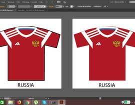 #4 untuk Fifa Soccer Jersey Icons oleh alibenamar40