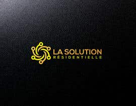 #51 для Design a Logo for the company: La Solution Résidentielle від shealeyabegumoo7