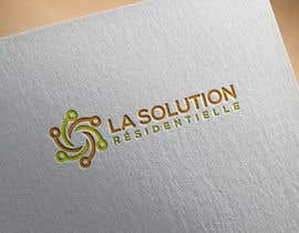 #52 for Design a Logo for the company: La Solution Résidentielle by shealeyabegumoo7