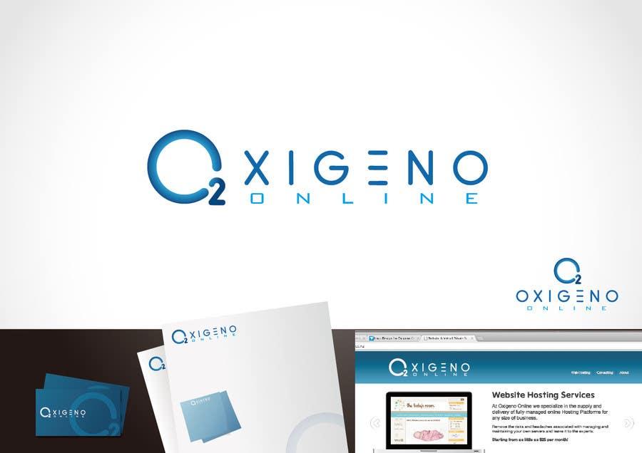 Конкурсная заявка №102 для Logo Design for Oxigeno Online