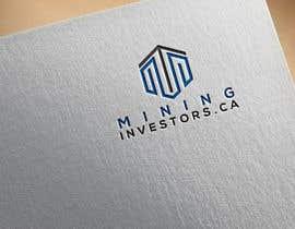 #113 for Design a Logo mining investors.ca af sadadsaeid769815