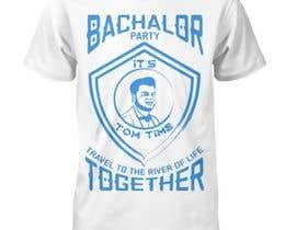 #41 för Bachelor Party T-Shirt av FreakyDesigns