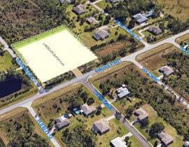 Nro 15 kilpailuun Illustrate  Extension of a road into a property käyttäjältä Renato1989