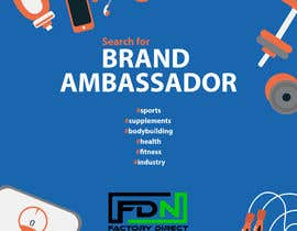 #7 for Social Media post for BRAND AMBASSADOR SEARCH af ubhaashish