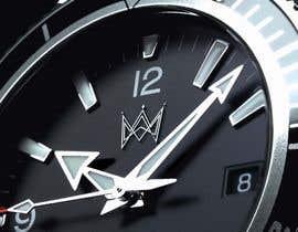 #768 New logo for British luxury watch brand részére mamunlogo által