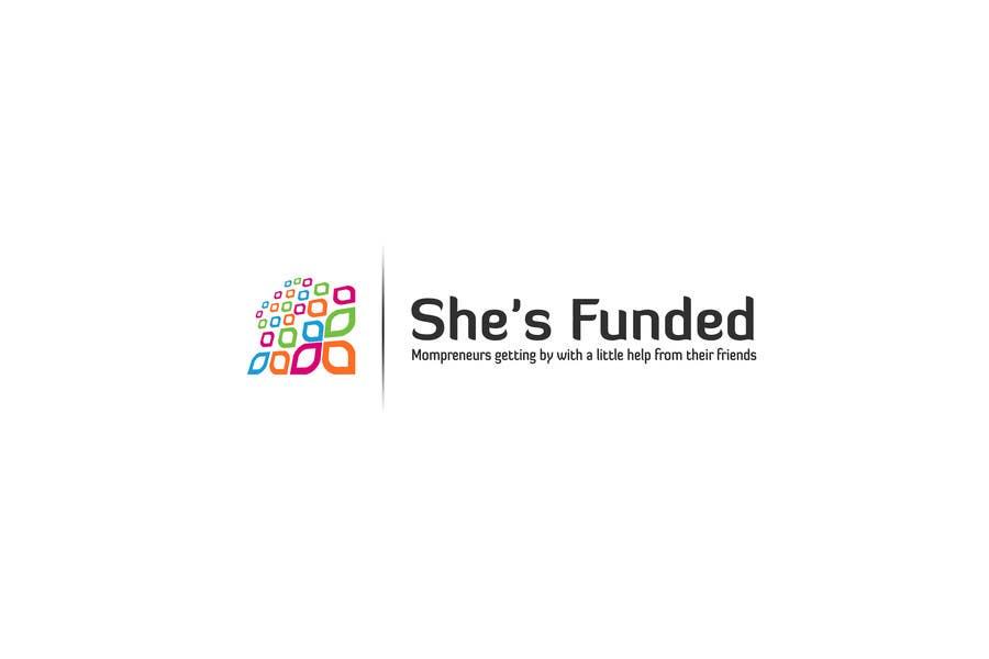 Kilpailutyö #178 kilpailussa Logo Design for She's Funded
