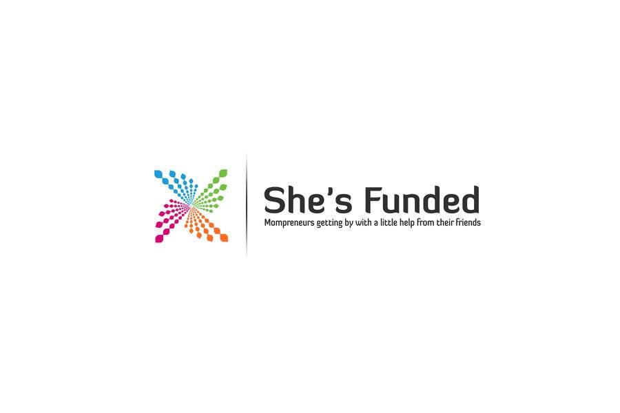Inscrição nº 150 do Concurso para Logo Design for She's Funded