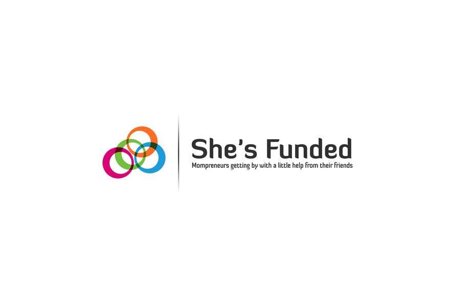 Kilpailutyö #182 kilpailussa Logo Design for She's Funded