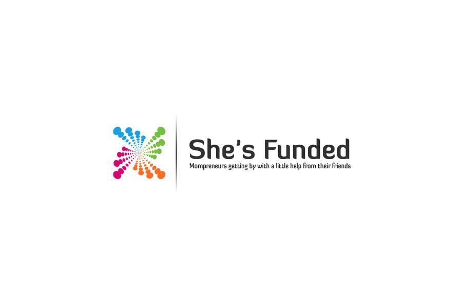 Inscrição nº 47 do Concurso para Logo Design for She's Funded