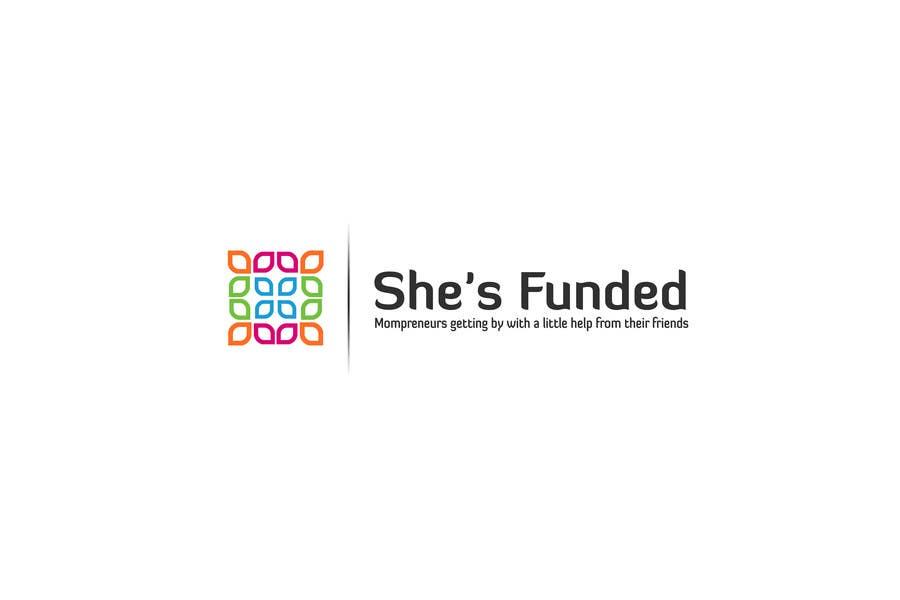 Inscrição nº 136 do Concurso para Logo Design for She's Funded