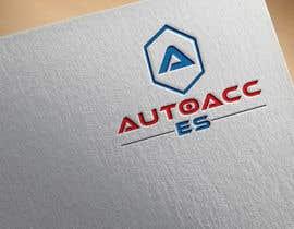 nº 23 pour Logo AutoAcc.es par tanjilsoumik