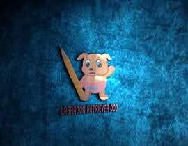 #10 für Logo design - Cartoon Dog Drawing logo von leonrahman9