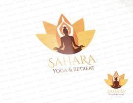 #100 Design a Logo for Yoga-Trips into the desert részére dikacomp által