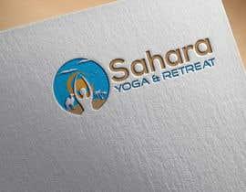 #119 for Design a Logo for Yoga-Trips into the desert by designguru3222