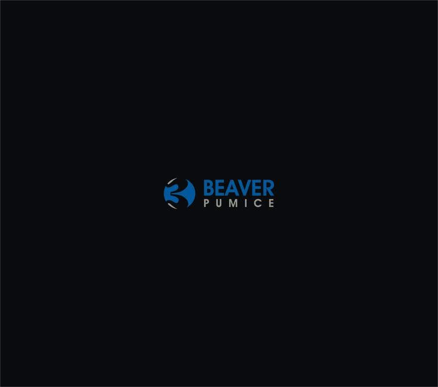 Participación en el concurso Nro.101 para Logo Beaver Pumice - Custom beaver logo