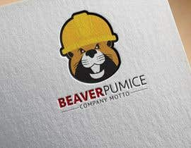 #98 for Logo Beaver Pumice - Custom beaver logo by maryamnazargol