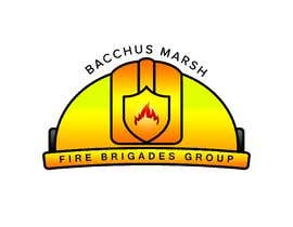 hashansalinda님에 의한 new logo for a Fire Brigade. Its Australian.do not use the words Fire Department. The Name is- BACCHUS MARSH FIRE BRIGADES GROUP. This logo will manily be used for Printing and Embroidery on clothing so please keep that in mind을(를) 위한 #13