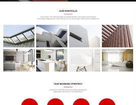 #7 Mockup Redesign of existing Website részére faysal195 által